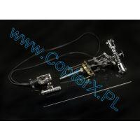CopterX (CX450BA-01-30) Aluminum Alloy 3D Rotor Head Tail Upgrade Conversion Set for TREX 450