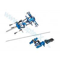 CopterX (CX450PRO-01-00B) Metal Main Rotor Head Set & Metal Tail Rotor Set