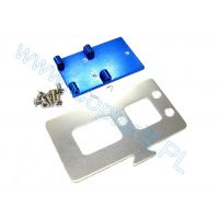 CopterX (CX450-03-21) Aluminum Battery Mounting Plate