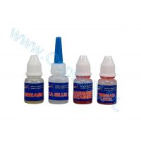 CopterX (CX450-08-18) Anaerobics Retainer, Grease, Thead Lock, CA Glue