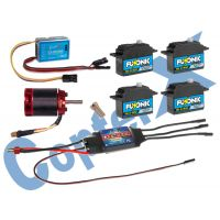 CopterX CX 500 EPP-FBL-V2 500 Flybarless Electronic Parts Package V2