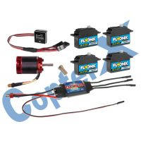 CopterX CX 500 EPP V2  Electronic Parts Package