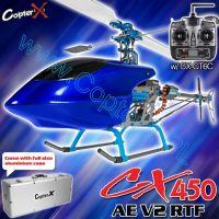 CopterX CX 450 AE V2 2.4GHz RTF