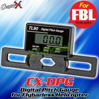 CopterX (CX-DPG) Digital Pitch Gauge for Flybarless Helicopter