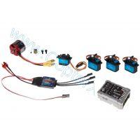 CopterX ( CX250EPP-FBL-V3 ) 250 Flybarless Electronic Parts Package V3