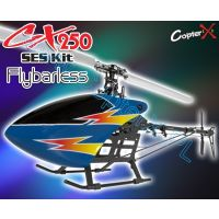 CopterX CX 250 SES Flybarless KIT