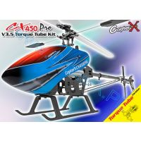 CopterX CX 450 PRO V3.5 Torque Tube Version Kit