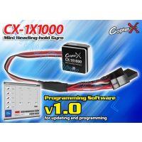 CopterX (CX-1X1000) Mini Heading-Hold Gyro System