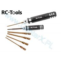RC-Tools (RCT-IH002) Duo Hex Drivers Set with Interchangable Tips