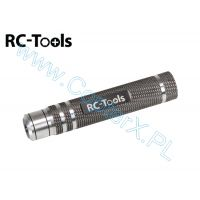 RC-Tools (RCT-IS001) Slotted and Philips Screwdriver with Interchangable Tips